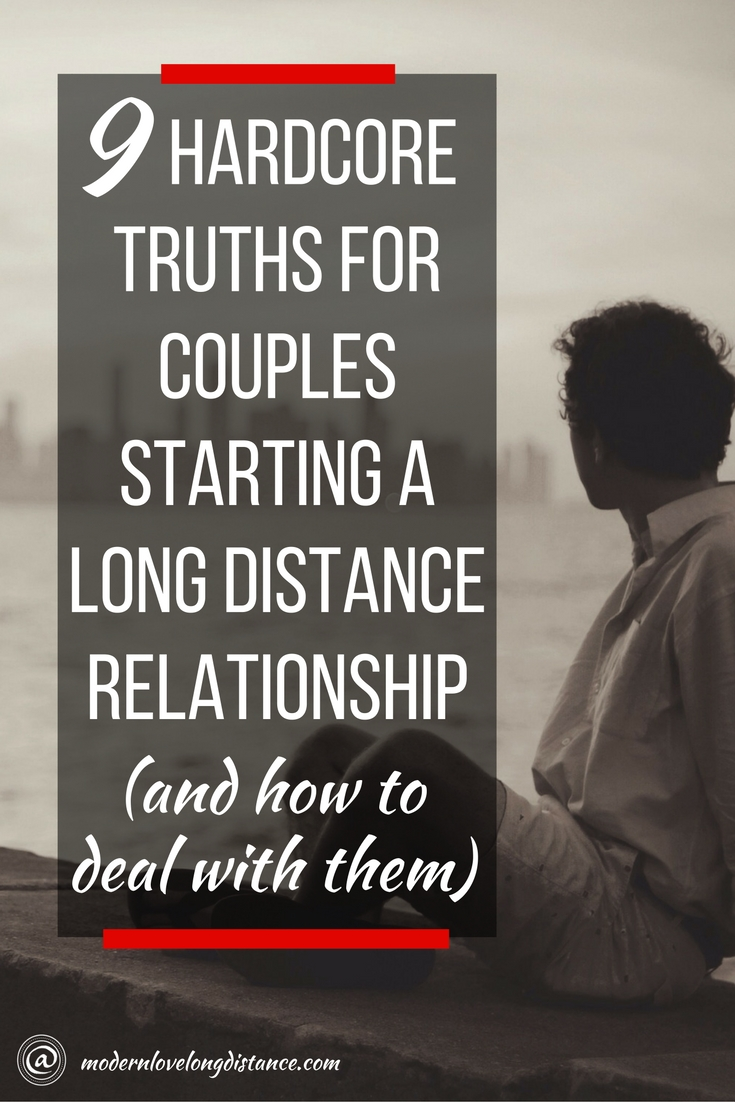 Long distance dating relationships